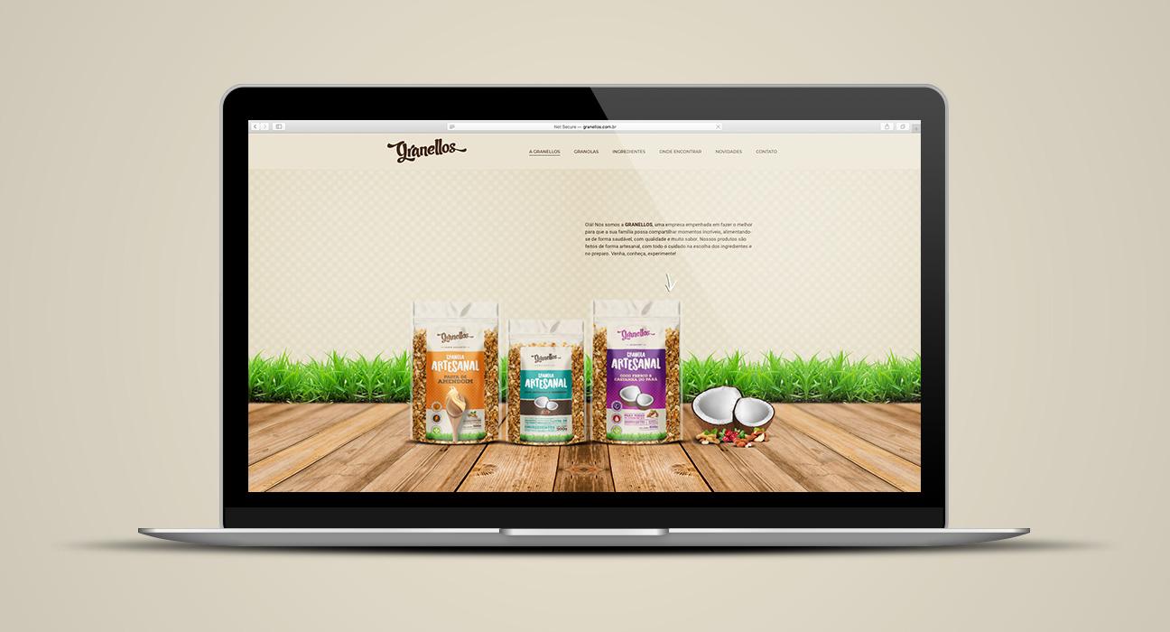 Web Design Granellos