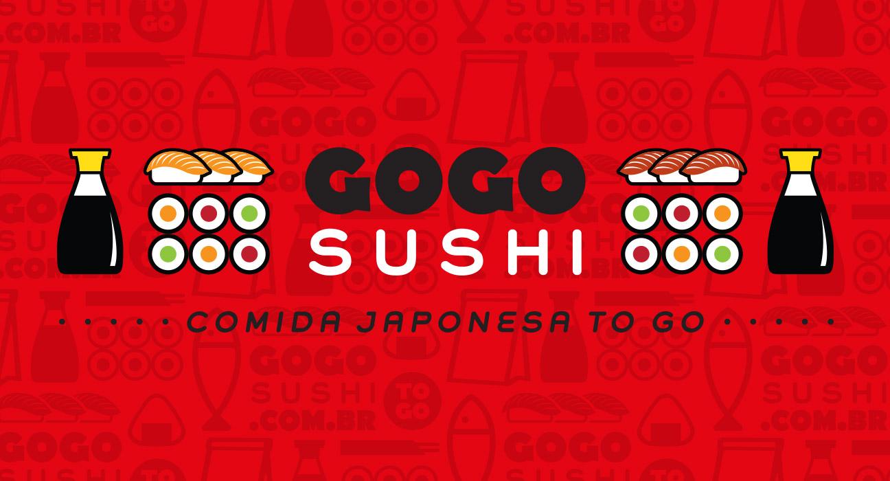 Marca para GoGo Sushi