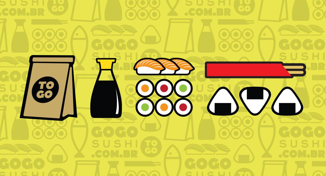 Naming para GoGo Sushi