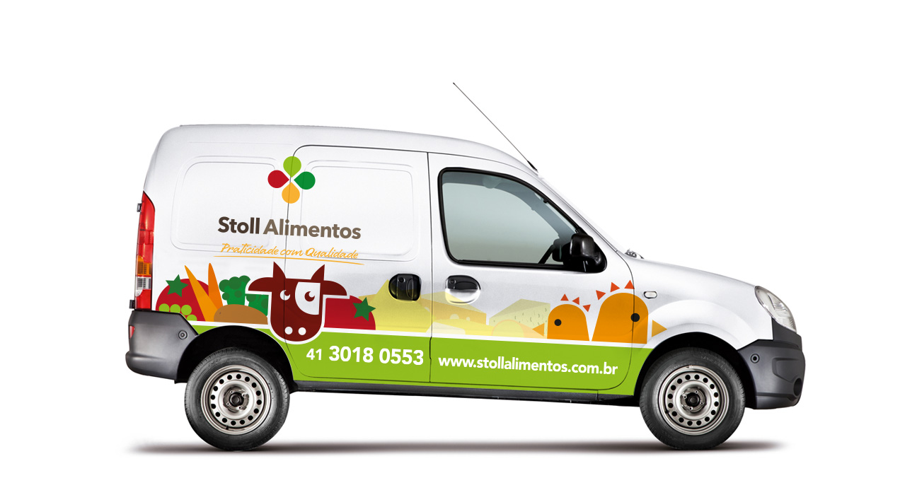 Frota Stoll Alimentos