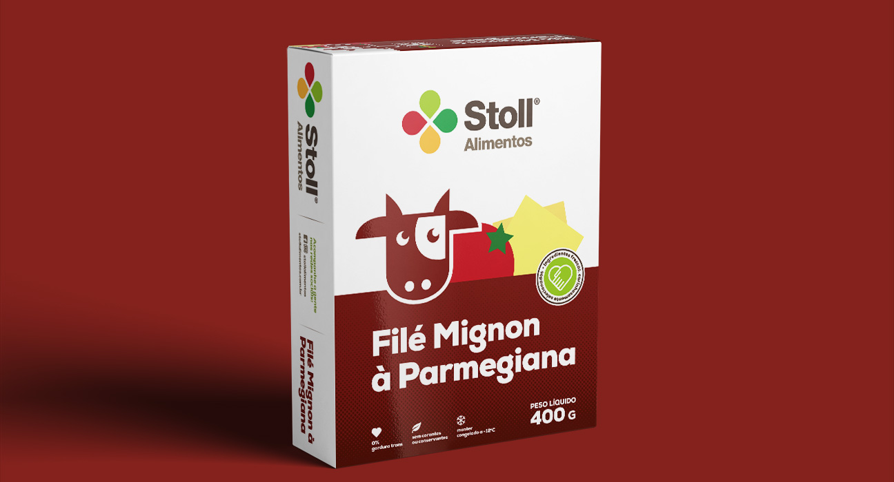 Design de Embalagem Stoll Alimentos
