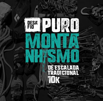 DESAFIO PURO MONTANHISMO DE ESCALADA