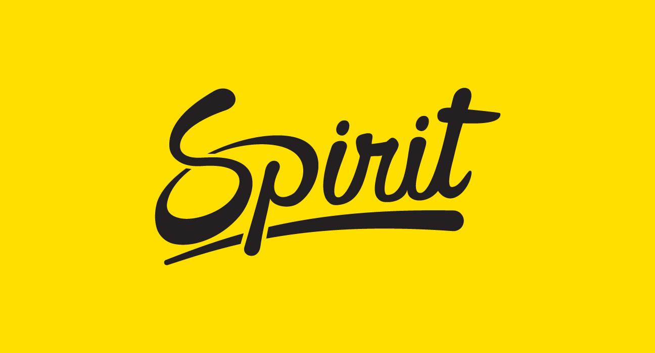 Identidade Visual Spirit Animation