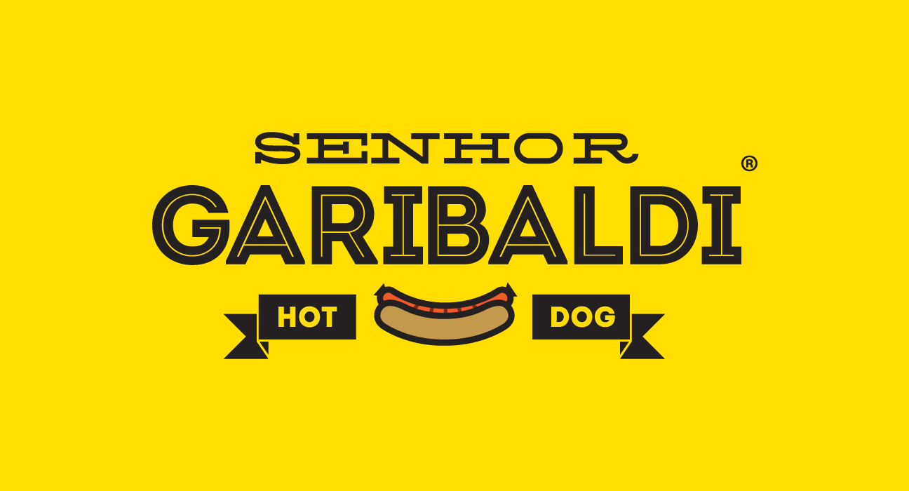 Branding Senhor Garibaldi
