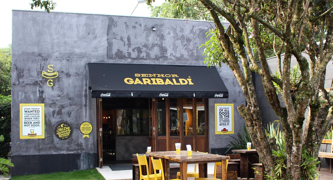 Design para Fachada Restaurante