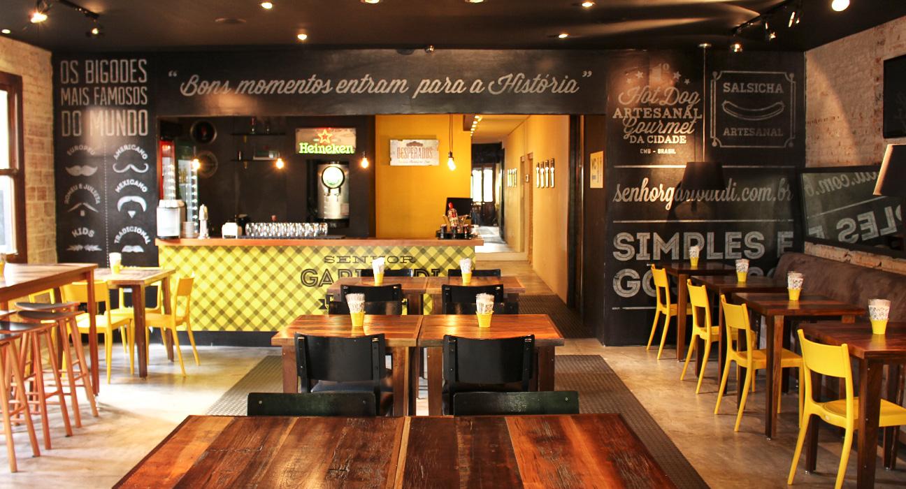 Ambientação Restaurante
