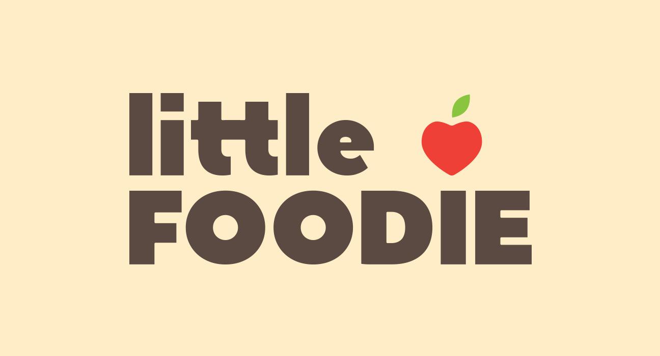 Criação de Marca Little Foodie