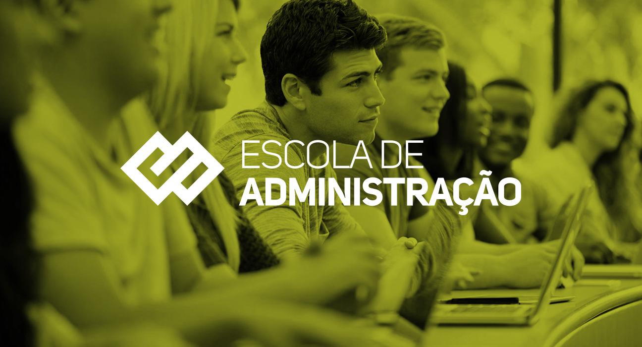 Branding para Escola de Administração UFPR