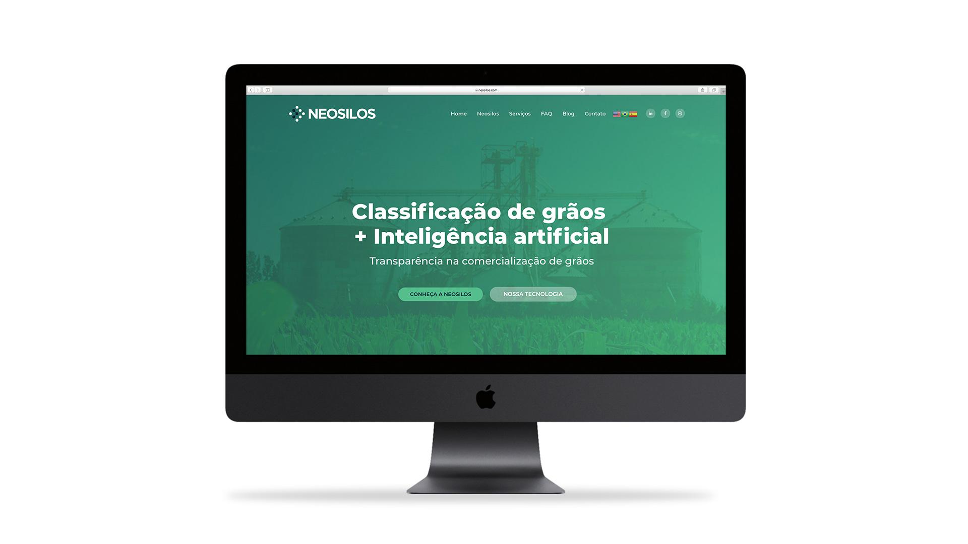 Webdesign Neosilos